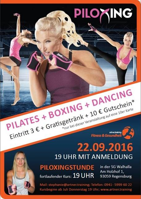 Piloxing®Workshop